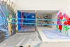1-36 (Corey Seith Burns) Tags: graffiti art artist artists illusions losangeles hollywood paint lettering handlettering artchemists museumofillusions street california cali