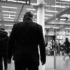 Arrivals (Dr John2005) Tags: johnperivolaris arrivals blackandwhite stpancras sharpdisposal transit cities london unitedkingdom