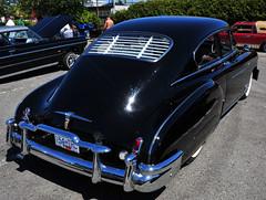 1950 Chevrolet Fleetline Deluxe (D70) Tags: luxuriouscarclub shownhop allstarspub delta bc canada chevrolet deluxe 1950 fleetline