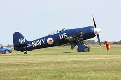 "Hawker Sea Fury FB 11 1 • <a style=""font-size:0.8em;"" href=""http://www.flickr.com/photos/81723459@N04/24664200737/"" target=""_blank"">View on Flickr</a>"