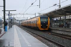 2x DM90 komt binnen te Zwolle (vos.nathan) Tags: ns nederlandse spoorwegen dm90 3447 3426 zwolle zl