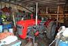 (Zak355) Tags: rothesay isleofbute bute scotland scottish masseyferguson tractor old vintage tractors