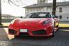 Ferrari 430 Scuderia (lu_ro) Tags: ferrari 430 scuderia italy italian horsepower supercar milan springboks sony a7 50mm samyang car meeting