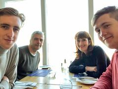 Family Portrait (minus William of course) (turini2) Tags: carbisbay england unitedkingdom gb