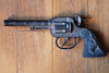 Don't Mess With Texas (Dan Haug) Tags: sixshooter toy gun texas antique fujifilm xt2 xf80mmf28rlmoiswrmacro xf80mm macro