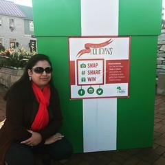 IG - anindita106 (Dublin, Ohio, USA) Tags: dublinishome social media campaign holidays christmas gift box historic dublin downtown coffman park recreation center