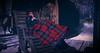 Achoo!  -  Iz gotz a Coldz :( (Jenna Jay ( jjdomzarjs )) Tags: cold sick winter blues xmas christmas jjdomzarjs secondlife sl slphotography slart second life photography art redhead redhair red blanket runny nose