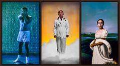 Villa Panza - Robert Wilson - Voom portrait: Brad Pitt, Zhang Huan, Lady Gaga (Marco Trovò) Tags: marcotrovò hdr canoneos5d varese italia italy villapanza robertwilson artexposition esposizionedarte portrait ritratto voomportrait bradpitt zhanghuan ladygaga