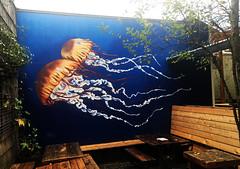 Feely Jelly? by Stefan Ways (wiredforlego) Tags: graffiti mural streetart urbanart aerosolart publicart portland oregon pdx stefanways