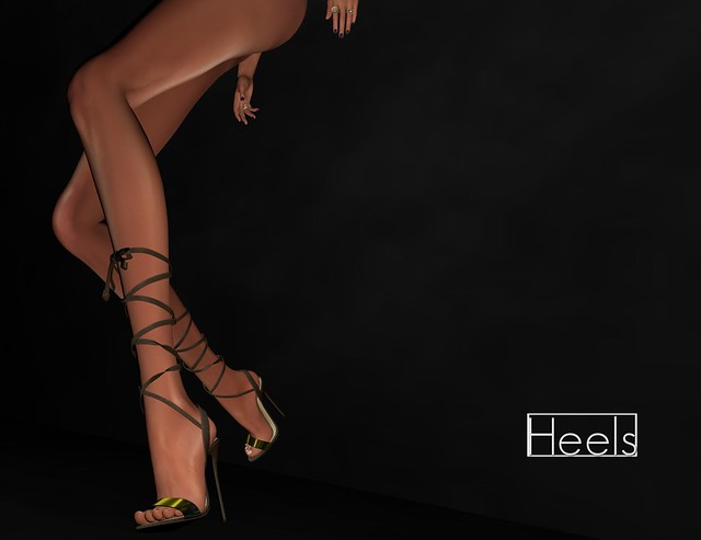 "New Release:  Heels ""WrenNoir in Brown"""