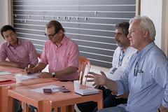 Reunião com os empresários sobre as obras de drenagem da Av. Fernando Corrêa (Secid MT) Tags: reunião com os empresários sobre obras de drenagem da av fernando corrêa wilson santos conenge secid cidades cuiabá