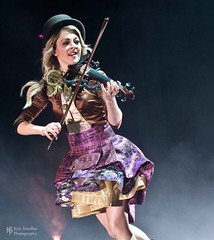 Lindsey Stirling @ Paramount Theater (Kirk Stauffer) Tags: kirk stauffer photographer nikon d5 adorable amazing attractive awesome beautiful beauty charming cute darling fabulous feminine glamour glamorous goddess gorgeous lovable lovely perfect petite precious pretty siren stunning sweet wonderful young female girl lady woman women live music tour concert show gig song singer singing vocals vocalist musician band lights lighting indie electronic pop long brown hair brunette red lips white teeth model short tall fashion style hat portrait photo smile smiling playing violin dancing