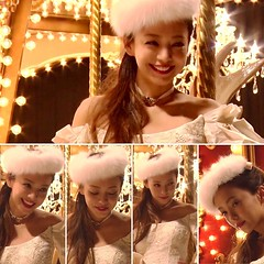 7-Eleven_2017 Magical Christmas (Making of) (3) (Namie Amuro Live ♫) Tags: 7eleven christmaswish magicalchristmas makingof behindthescenes shooting namie amuro 安室奈美恵