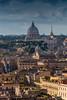 Basilique Saint Pierre - Rome (valecomte20) Tags: nikon d5500 cityscape basilique saintpierre town ville ciel