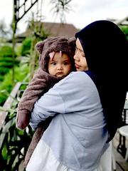 My love ❤️ #babybear #maryaminara #cameronhighland (najibdzulkifli) Tags: babybear maryaminara cameronhighland