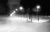 Path to the cemetery (KariFinland) Tags: 5dmk2 2470mm cemetery blackandwhite lappeenranta