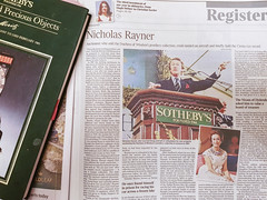 Uncle Nicholas 362/365 (rmrayner) Tags: nicholasrayner obituary thetimes newspaper jewelsofwindsor sothebys 362365 365project 365the2017edition