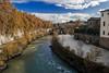 tutto scorre (spire83) Tags: romaeterna roma rome romewithlove bridgefromrome fiumi fiume