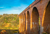 Once great trains crossed this magnificently designed viaduct (Geordie_Snapper) Tags: canon1635mm canon5d3 canon2470mm coldday december gaduatedfilters larpoolviaduct northyorkshiremoors riveresk whitby winter