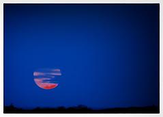 ... for Wolfi ... (Armin Fuchs) Tags: arminfuchs wolfiwolf werwolfi blue sky fullmoon moon night