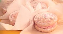 strawberry whoopie pies (erinheastings) Tags: smores brownies cake baked baker frosting cookies macarons pastry whoopiepies gobs carrot cinnamon spiced bundt poundcake birthday sprinkles