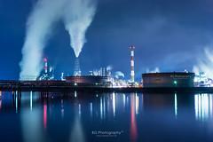 工場夜景. (bgfotologue) Tags: photo imaging image jp hiroshima 風光 攝影 廣島 bellphoto tumblr 500px landscape 日本 bgphoto 風景 japan photography hongkong