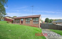 1 Kisdon Crescent, Prospect NSW
