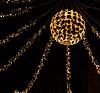 illuminations (jemazzia) Tags: outside extérieur déco fête lumières guirlandes illuminations