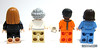 Back view of the minifigures accompanied with back printing (WhiteFang (Eurobricks)) Tags: lego ideas space designer scientist astronaut rocket science females ladies licensed satellite spaceship printed nasa