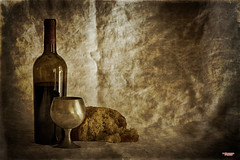 Communion (MBates Foto) Tags: ambientlight availablelight bread color communion goblet indoors nikkorlense nikon nikond810 stilllife tabletop textures wine spokane washington unitedstates 99203 elitegalleryaoi aoi bestcapturesaoi
