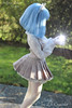 Challenge day 18 (Lili-Cupcake) Tags: jubia lockser fairy tail character dollfie dream sister semi white skin buste l shapely wig bleue yeux custom ddh07 modded challenge photo décembre