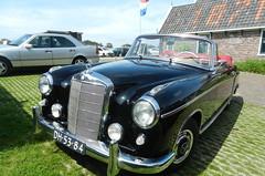 1961 Mercedes Benz 220S DH-53-84 (Stollie1) Tags: 1961 mercedes benz 220s dh5384 koedijk