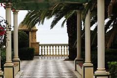 Parque Genovese (hans pohl) Tags: espagne andalousie cadix parcs colonnes columns balustres