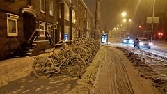 Oudenoord, Utrecht, sneeuw (peter.velthoen) Tags: road bushalte oudenoord sneeuw schnee weg utrecht haltedavidvanmollumstraat neige rue arrêtdebus lumière fiets fietsen éclairagedesrues vélo bicyclettes snö gata busshållplats gatubelysning cykel cyklar schneeregen sneeu strase bushaltestelle strasenbeleuchtung fahrrad fahrräder geenov nldrama eenbeetjesneeuw petervelthoen