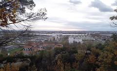 Rives de Floirac vue depuis le Fil vert