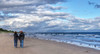 The beach at Alnmouth, Northumberland (Baz Richardson (trying to catch up again!)) Tags: northumberland alnmouth sandybeaches coast northumberlandcoastareaofoutstandingnaturalbeauty