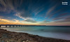 The Pier at dusk (Andreas Iacovides) Tags: pier dusk clouds long exposure canon eos 5d mark iii pafos paphos cyprus seascape sunset