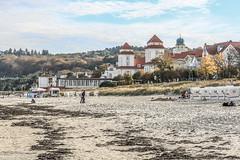 Ostseestrand in Binz (neuhold.photography) Tags: binz erholung meer ostsee reise rgen strand tourismus