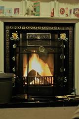 Open fire (daveandlyn1) Tags: fire fireplace cards bucket iii f3556 efs1855mm 1200d eos canon