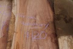 Khaya lumber (J. B. Friday) Tags: khaya meliaceae