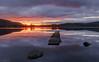 Loch Ard Jetty (MC-80) Tags: loch lomond katrine trossachs national park ard sonnenuntergang baum holz himmel see wasser heiter dämmerung gras wald nebel boot
