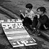 We will speak up, after lunch! (tvdflickr) Tags: children protest signs rights civilrights marchers street placard atlanta georgia atlantageorgia usa womensrights climatechangeisreal candid streetphotography