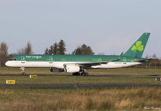Aer Lingus (ASL Ireland) 757-200 EI-CJX