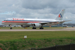 American Airlines - Boeing 757-223 - N191AN (Andy2982) Tags: airliner americanairlines boeing757223 n191an cn32385977 manchesterairport