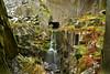 The Lost World (PentlandPirate of the North) Tags: beautiful dinorwic snowdonia harriet gwynedd snowdon tunnel slatequarry lostworld waterfall rocks adit dinorwig eden garden
