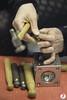 Pascale et Fred_-91 (Grand Cubzaguais) Tags: fred fredlucas pascalelucas artistes bijoux bourg pascal peintre
