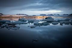 Jökulsárlón, 7h40 (mgirard011) Tags: austurland islande is aoi elitegalleryaoi bestcapturesaoi