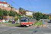 Brno (Brünn, CZ), 01.10.17, KT8D5R.N2 1709 auf Linie 8 (Andreas Beeck) Tags: brno brünn tatra kt8d5 kt8d5rn2 tschechien dpmb dopravní podnik města brna