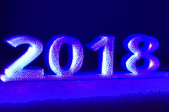 Happy New Year Macro Mondays 2018 2017.12.31.01.17.38 (Jeff®) Tags: jeff® j3ffr3y copyright©byjeffreytaipale redux2017 myfavoritethemeoftheyear numbers 2018 3dprint sidelit macromondays macromonday newyear
