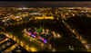 Kelvingrove Art Galleries Glasgow (Steven Mcgrath (Glesgastef)) Tags: kelvingrove art galleries lights new years day year 2018 glasgow scotland uk scotish urban city drone dji phantom 4 uni university glasgowuniversity